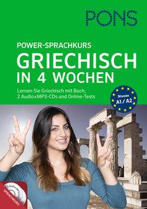 PONS Power-Sprachkurs Griechisch in 4 Wochen