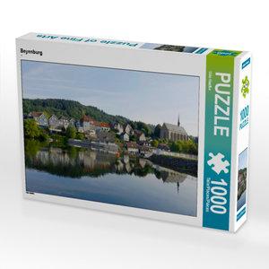 CALVENDO Puzzle Beyenburg 1000 Teile Lege-Größe 64 x 48 cm Foto-