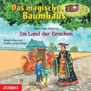 Das magische Baumhaus 14. Im Land der Drachen. CD