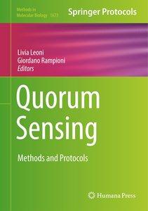 Quorum Sensing
