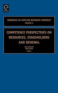 Competence Perspectives on Resources, Stakeholders and Renewal