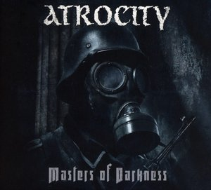 Masters Of Darkness (4-Track CD Digipak)