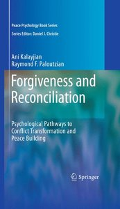 Forgiveness and Reconciliation