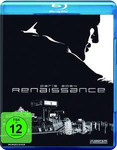 Renaissance Blu-ray
