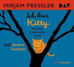 Ich bin\'s, Kitty. Aus dem Leben einer Katze, 4 Audio-CDs