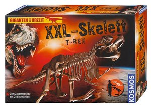 XXL-Skelett Tyrannosaurus Rex
