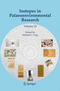 Isotopes in Palaeoenvironmental Research