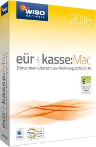 WISO EÜR+Kasse 2016 Mac