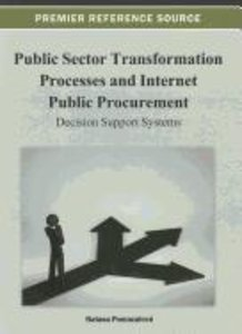 Public Sector Transformation Processes and Internet Public Procu