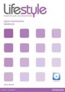 Lifestyle Upper Intermediate Workbook (with Audio-CD)