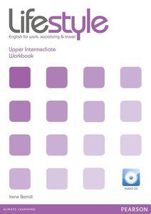 Lifestyle Upper Intermediate Workbook (with Audio-CD)