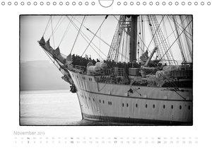 Gorch Fock - zeitlose Eindrücke (Wandkalender 2019 DIN A4 quer)