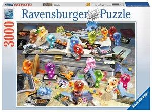 Ravensburger 17064 GEL: Gelini auf Reisen