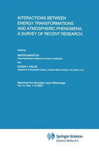 Interactions between Energy Transformations and Atmospheric Phen