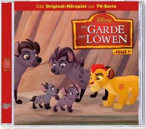 Folge 7: Die Löwen des Schattenlandes