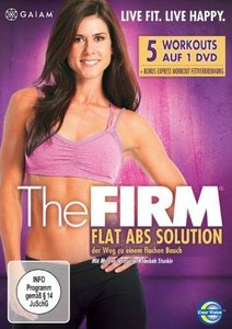 Gaiam-The Firm: Flat Abs Sol
