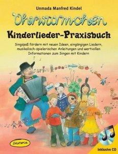 Ohrwürmchen - Kinderlieder-Praxisbuch, mit Audio-CD