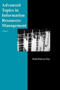 Advanced Topics in Information Resources Management, Volume 4