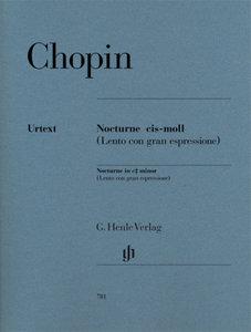 Nocturne cis-Moll op. post., Klavier