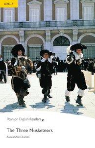 The Three Musketeers - Leichte Englisch-Lektüre (A2)