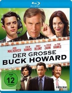Der Grosse Buck Howard (Blu-ra
