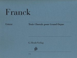 Trois Chorals pour Grand Orgue