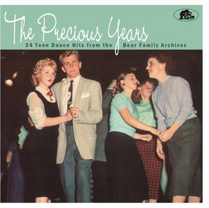 The Precious Years-34 Teen Dance Hits From The..