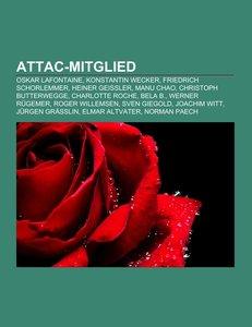 Attac-Mitglied