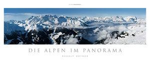 Die Alpen im Panorama