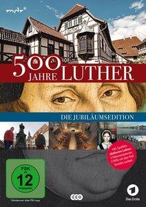500 Jahre Luther - Auf den Spuren des Reformators