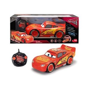 Dickie 203088001 - Disney Cars 3 - RC Hero Lightning McQueen, Au