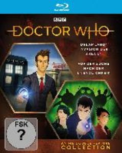 Doctor Who - Anime Double Feature Collection: Dreamland / Auf de