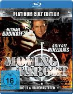 Moving Target - Michael Dudikoff - Platinum Cult Edition - Uncut