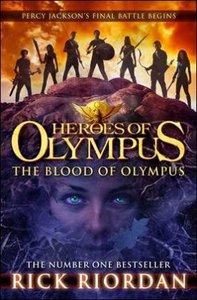 Heroes of Olympus 05. The Blood of Olympus
