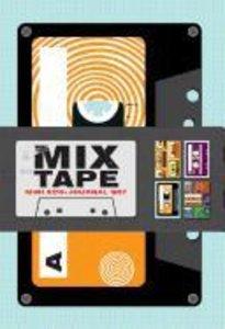 Mix Tapes Mini Eco-Journals