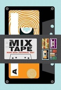 Mix Tapes Mini Eco-Journals