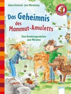 Das Geheimnis des Mammut-Amuletts. Eine Detektivgeschichte zum M