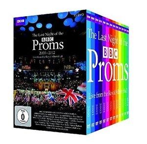 Last Night of the Proms 2000-2012 (BBC)