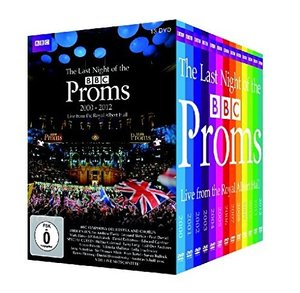 Last Night of the Proms 2000-2012 (BBC)