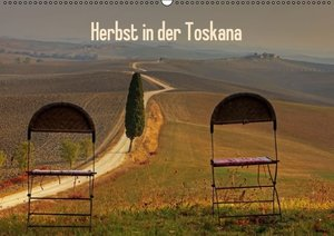 Herbst in der Toskana (Wandkalender 2016 DIN A2 quer)