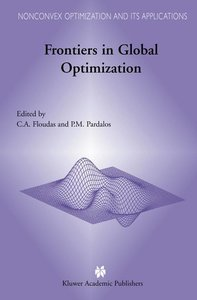 Frontiers in Global Optimization