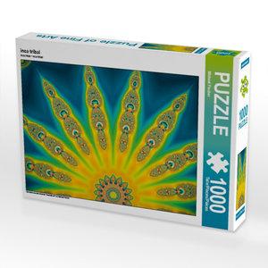 inca tribal 1000 Teile Puzzle quer