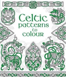 Celtic Patterns to Colour