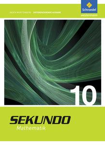 Sekundo - Ausgabe 2015 für Baden-Württemberg