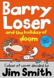 Barry Loser 05 and the Holiday of Doom