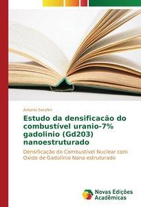 Estudo da densificacão do combustível uranio-7% gadolinio (Gd203