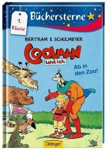 Coolman und ich. Ab in den Zoo