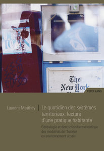 Le quotidien des systèmes territoriaux : lecture d'une pratique