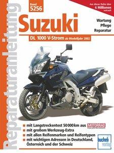 Suzuki DL 1000 V-Strom ab Modelljahr 2002