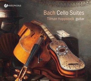 Cellosuiten bearbeitet für Gitarre